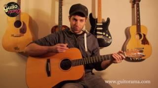 cours de guitare Blues APPRENDRE LES BASES DU BLUES tuto facile pour débutant (3 accords)