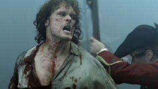 Outlander Recap: Sam Heughan Talks Prestonpans - Season 2 Episode 10