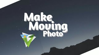 Tutorial Zeotropic | make moving photos in android