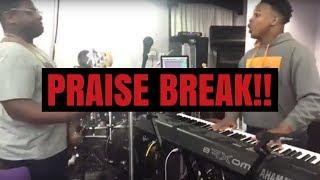 LET'S GO TO CHURCH - PRAISE BREAK! | Warren Brown
