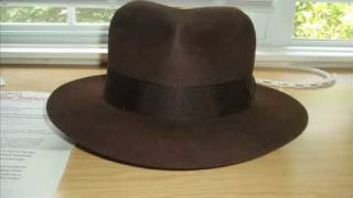 The Akubra Federation IV Deluxe [in Dark Brown]