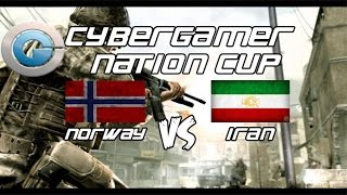 [promod] Norway vs Iran Cybergamer Nations Cup (mp_crossfire, Bo3) (1/3)
