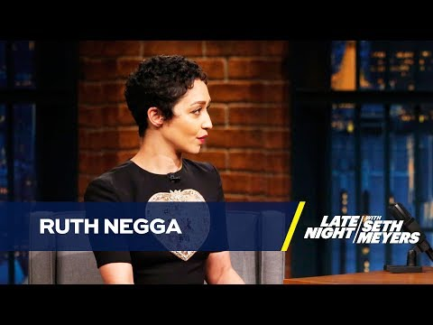Xxx Mp4 Ruth Negga Has A Backup Career As A Librarian 3gp Sex