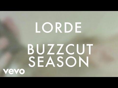 Lorde Buzzcut Season