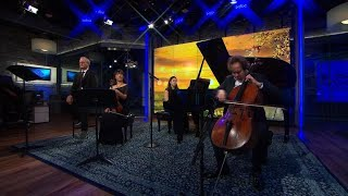 "Saturday Sessions: Bill Murray, Jan Vogler & Friends perform ""The Swan / Blessing the Boats"""