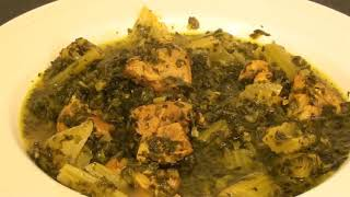 روش صحیح و اصیل پخت خورش کرفس با طعمی فراموش نشدنی  How to Cook Persian Celery Stew_Episode 20