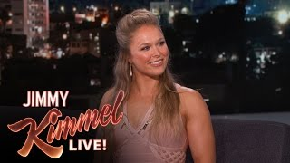 Ronda Rousey Wins Fights in Under 20 Seconds