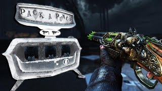 'MOB OF THE DEAD' PACK A PUNCH ALL GUNS OR I LOSE MY SHOTGUNS (Black Ops 2 Zombies)