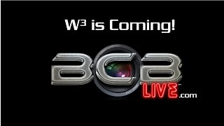 W³ is Coming!  The Weekly Webcaster Workshop #BCBLive