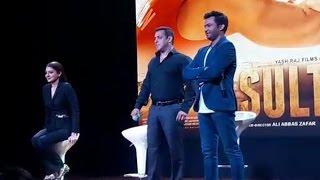 LIVE SULTAN Trailer Launch | Salman Khan, Anushka Sharma | Part 2