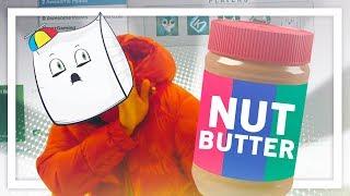 He doesn't like nut butter