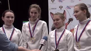 Флеш-интервью с победительницами. Москва-1