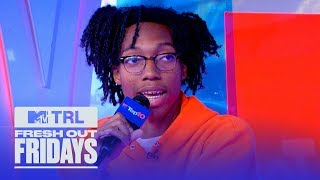 Lil Tecca on Juice WRLD 'Ransom' Remix, Normani's 'Motivation' & Stranger Things | #MTVFreshOut