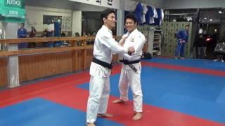 Jun Hyun Cho's LA JUDO CLUB SEMINAR MOROTE