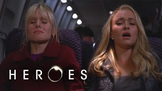 Plane Is Going Down // HEROES S03 E07 - Eris Quod Sum