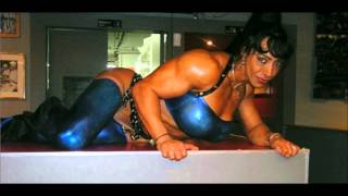 Amazon  Muscle Chyna Smith 1