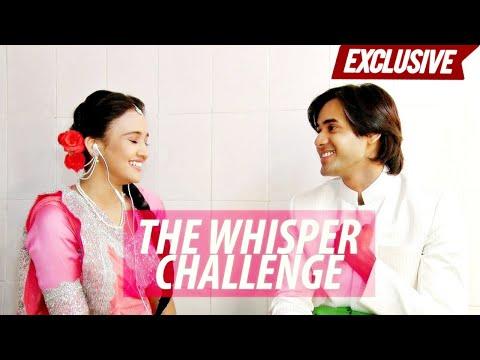 Xxx Mp4 The Whisper Challenge With Ashi Singh Randeep Rai 3gp Sex