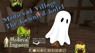 Medieval Engineers -  Village part 4