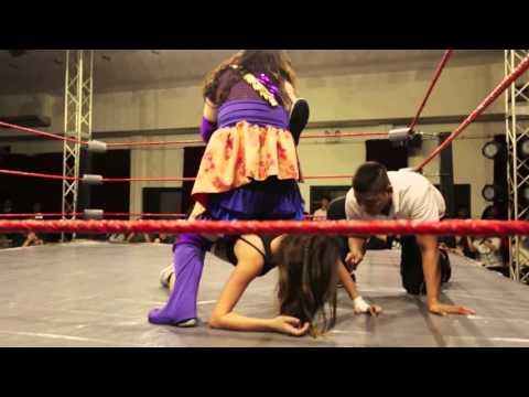 SPW Hardcore Island: Alexis Lee vs Emi Sakura
