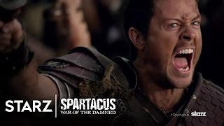 Spartacus | War of the Damned Official Trailer | STARZ