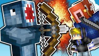 THE BEST BEDWARS TEAM!! - Minecraft Mini Game