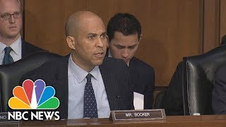 Senator Booker On S***hole Comment: Silence Is Complicity | NBC News