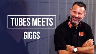 What was it like being assistant to Van Gaal?   Tubes Meets Giggs