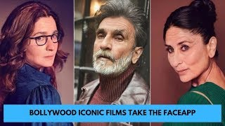 Bollywood Iconic Films Take The FaceApp | SpotboyE