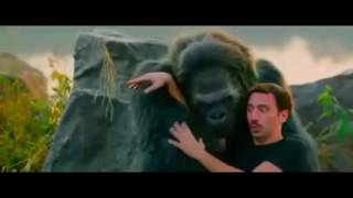اجمل مشاهد مضحكة من فيلم جحيم فى الهند مقطع 6   YouTube