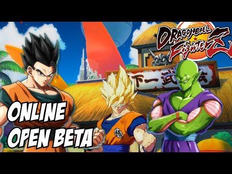 Xxx Mp4 Dragon Ball FighterZ Adult Gohan Piccolo Goku Final Flash Vs Family Kamehameha Online Matches 3gp Sex