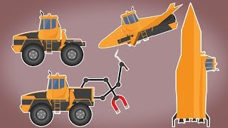 Transformer | Rocket Vehicles | Video For Kids | cartoon superhero | superhero vehicles