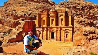 A cidade oculta de Petra