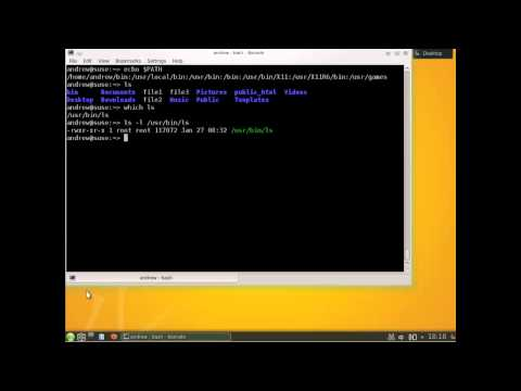 Linux Essentials L02.1 Command Line Basics