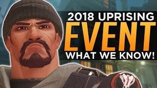 Overwatch: Uprising EVENT 2018 - Everything We Know!