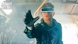 Ready Player One | First trailer for Steven Spielberg