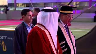 AMITY UNIVERSITY DUBAI CONVOCATION 2017