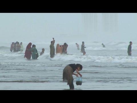 Xxx Mp4 Pakistan 39 S Karachi Bans Swimming For Six Months After Drownings 3gp Sex