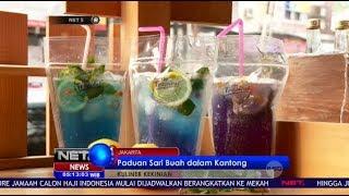 Paduan Sari Buah dalam Kantong - NET5