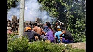 Violence interrupts peace talks in Nicaragua