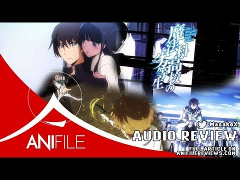 Anifile: The Irregular At Magic High School REVIEW [AnifileReviews.com]