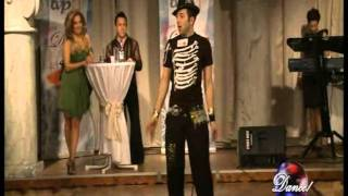 رقص پسر ایرونی با حال