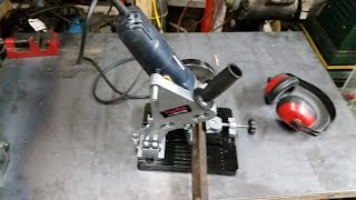 Ebay Angle Grinder Chop Saw Stand Review