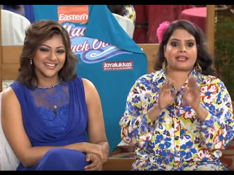 Made for Each Other I Ep 11 - Comedy Couple Contest I Mazhavil Manorama