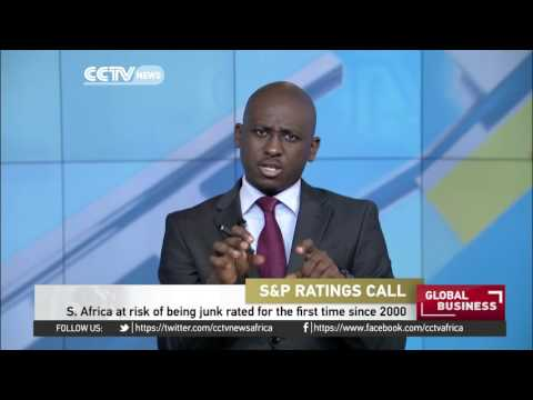 S&P holds its assessment for South Africa one notch above junk