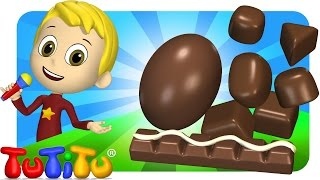 TuTiTu Songs Channel | Chocolate | Sing Along For Kids