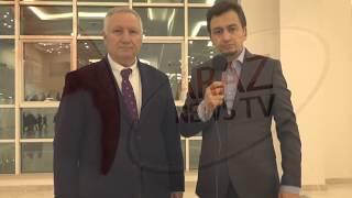 Prof Dr Haydar Çakmak ve Prof Dr Abdullah Gündoğdu ile reportaj