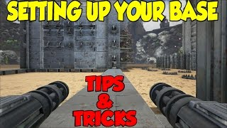 Ark Base Defence Guide (TIPS AND TRICKS)