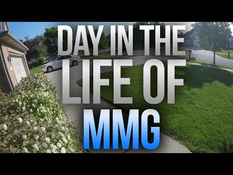 A Day In The Life Of MMG