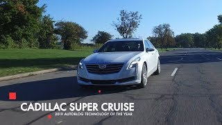 Cadillac Super Cruise | 2019 Autoblog Technology of the Year WINNER