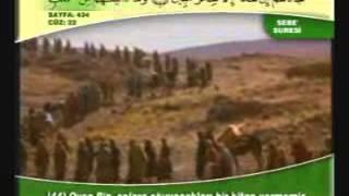 Abdulbasit Abdussamed (Komple Video Hatim) 22. Cüz